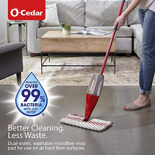 (FROM USA) O-Cedar ProMist MAX Microfiber Spray Mop with 2 Extra Refills