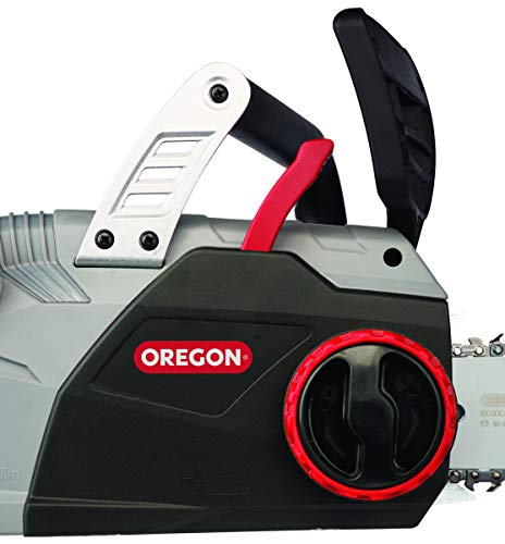 From USA Oregon CS1500 18 in. 15 Amp Self-Sharpening Corded Electric Chainsaw