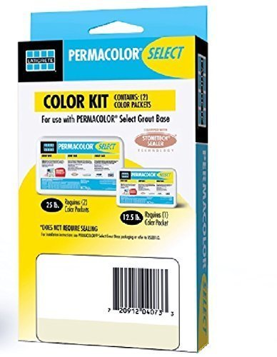 [From USA]Permacolor SELECT Grout Color Kit (40+ Colors Available) (Hemp)