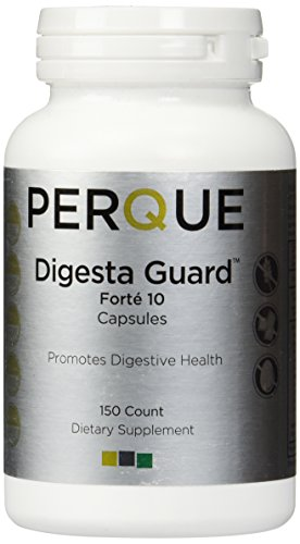 (FROM USA) Perque - Digesta Guard Forte 150ct