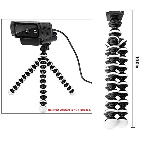 From USA Phone Tripod, Portable Cell Phone Tripod Camera Tripod Stand with Wir