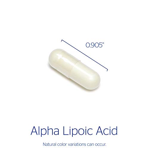 (FROM USA) Pure Encapsulations - Alpha Lipoic Acid 600 mg - Hypoallergenic Wat