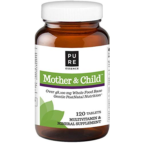 [From USA] Pure Essence Labs Mother and Child - Master PostNatal Formula - 120