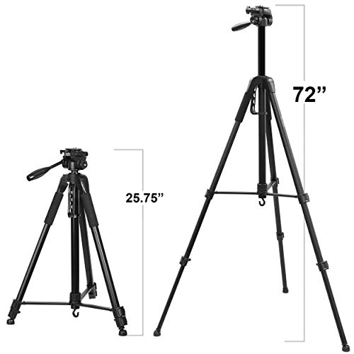 "From USA Ravelli APLT6 72 "" Light Weight Aluminum Tripod with Bag Include"