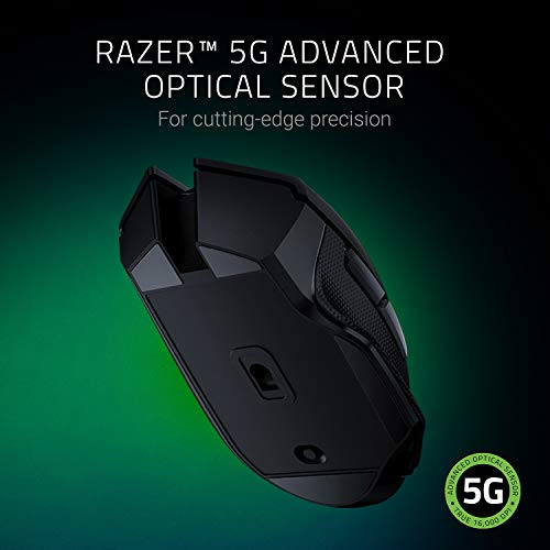 From USA Razer Basilisk X HyperSpeed Wireless Gaming Mouse: Bluetooth  & Wirel