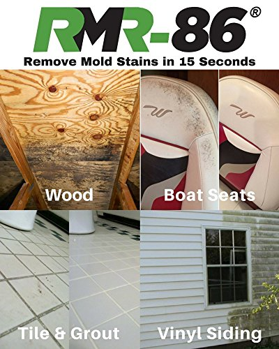 From USA RMR Brands Complete Mold Killer  & Stain Remover Bundle - Mold and Mi