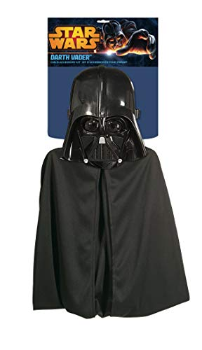 [From USA]Rubies Star Wars Darth Vader Cape and Mask Set.