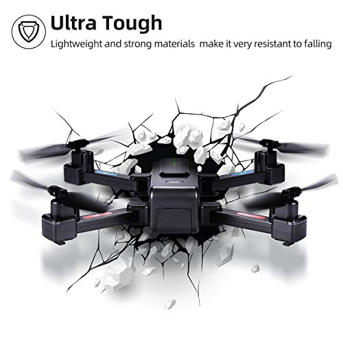 From USA Ruko B7 4K Drones with Camera for Kids FPV Drone for Boys Adults Fold