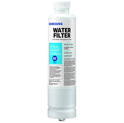 (FROM USA) Samsung Da29-00020b-1P Refrigerator Water Filter 1 Pack (Packaging