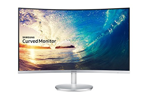 From USA Samsung IT LC27F591FDNXZA Samsung C27F591 27-Inch Curved Monitor (Bui