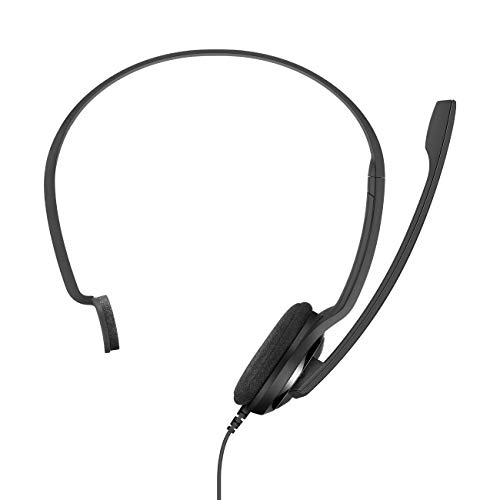 From USA Sennheiser PC 7 USB - Mono USB Headset for PC and MAC