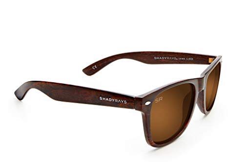 From USA Shady Rays Classic Series Polarized Sunglasses for Men and Women