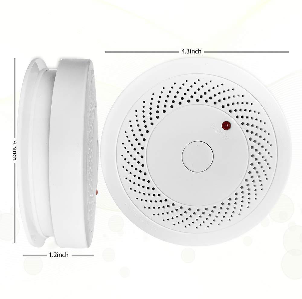 [USA]Smoke, Carbon Monoxide Detector Alarm /Fire and Gas Leaks