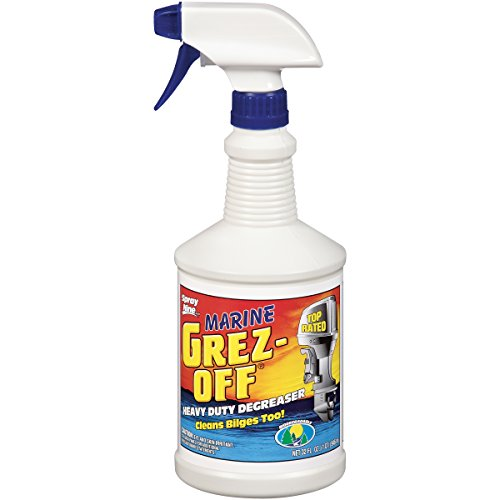 [From USA]Spray Nine 30232-12PK Grez-Off Marine Cleaner - 32 oz. (Pack of 12)