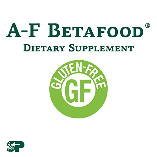 (FROM USA) Standard Process - A-F Betafood - 180 Tablets