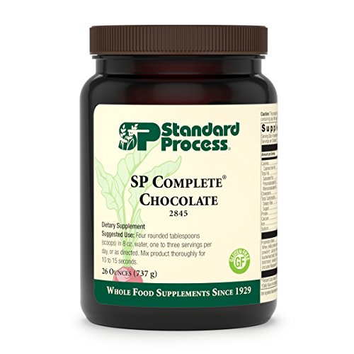 (FROM USA) Standard Process - SP Complete Chocolate - 26 Ounce