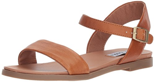From USA Steve Madden Women's Dina Flat Sandal