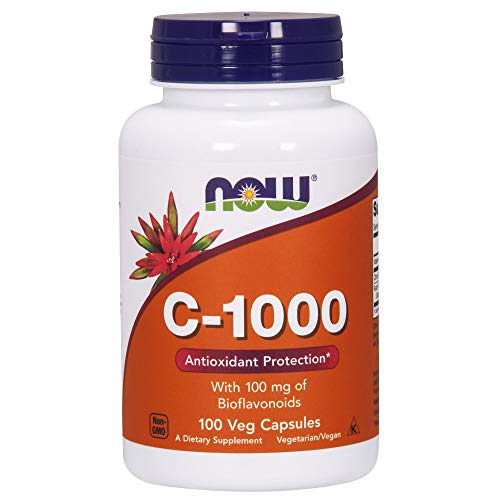 From USA NOW Supplements, Vitamin C-1,000 with 100 mg of Bioflavonoids, Antiox