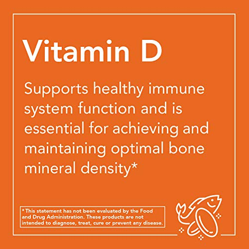 (FROM USA) NOW Supplements, Vitamin D-3 2,000 IU, High Potency, Structural Sup