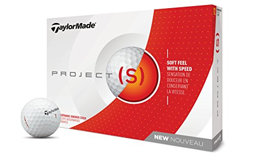 From USA TaylorMade Project (s) Golf Balls (One Dozen)