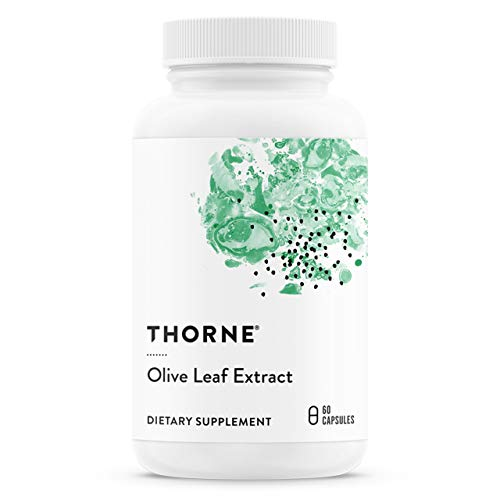 (FROM USA) Thorne Research - Olive Leaf Extract - Botanical Extract with Natur