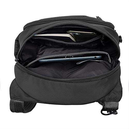 (FROM USA) Travelon Anti-Theft Active Tour Bag, Black, One Size