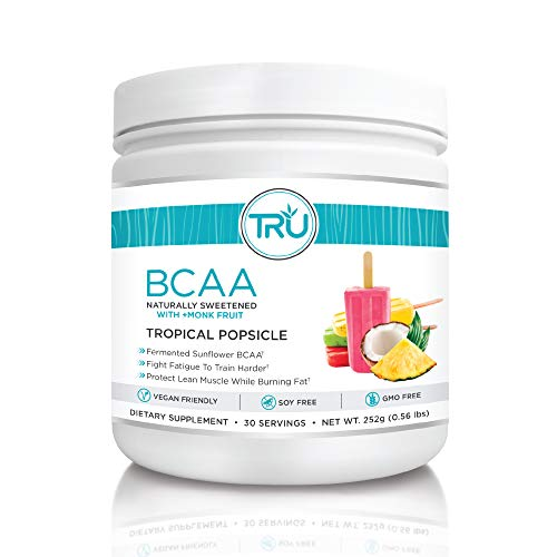 (FROM USA) TRU BCAA, Plant Based Branched Chain Amino Acids, Vegan Friendly, Z