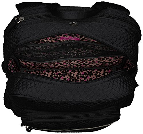 From USA Vera Bradley Women's Microfiber Campus Backpack