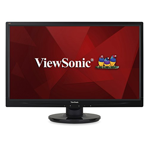 From USA ViewSonic VA2246MH-LED 22 Inch Full HD 1080p LED Monitor with HDMI an