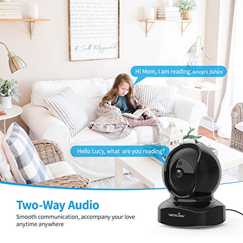 From USA Wansview Wireless Security Camera, IP Camera 1080P HD, WiFi Home Indo