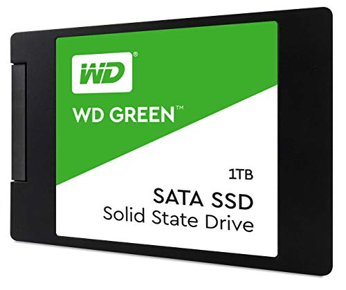 From USA WD Green 1TB Internal PC SSD - SATA III 6 Gb/s, 2.5 Inch /7mm - WDS10