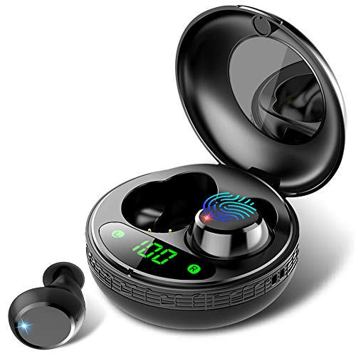 From USA Wireless Bluetooth Earbuds, Bluetooth Headphones with Immersive Sound