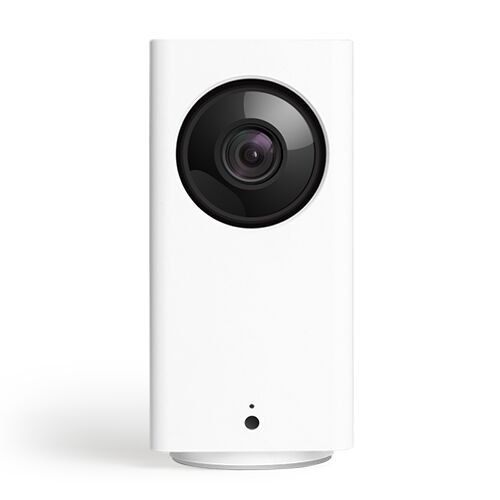 From USA Wyze Cam Pan 1080p Pan/Tilt/Zoom Wi-Fi Indoor Smart Home Camera with