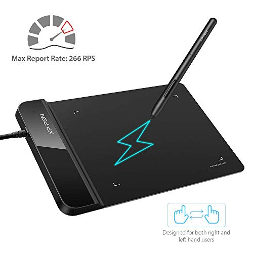 From USA XP-Pen G430S OSU Tablet Ultrathin Graphic Tablet 4 x 3 inch Digital T