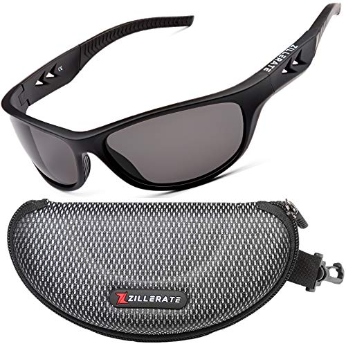 From USA ZILLERATE Polarized Sunglasses For Men - Gafas De Sol Para Hombre - M