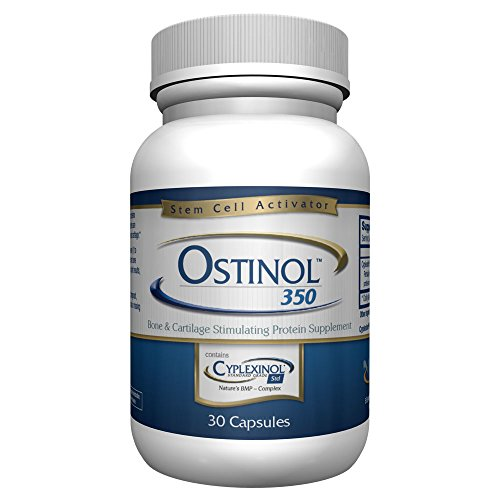 (FROM USA) ZyCal Bioceuticals Ostinol(TM) 350 Bone  & Joint Supplement with 35