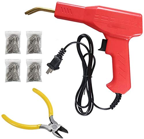 [USAmall] 50w Hot Stapler, Plastic Welding Machine Car Bumper Repair Kit, Plie
