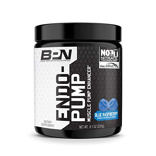 [USAmall] Bare Performance Nutrition, Endo Pump Muscle Pump Enhancer, L-Citrul