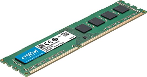 [USAmall] Crucial 16GB Kit (8GBx2) DDR3/DDR3L 1600 MT/s (PC3-12800) DR x8 ECC