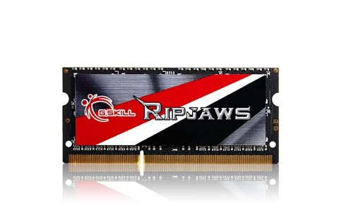 [USAmall] G.SKILL Ripjaws Series 16GB (2x8GB) 204-Pin DDR3 SO-DIMM DDR3L 1600