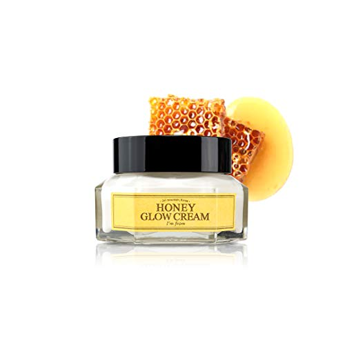 [USAmall] [I'm From] Honey Glow Cream 50g, Non-sticky honey barrier for the sk