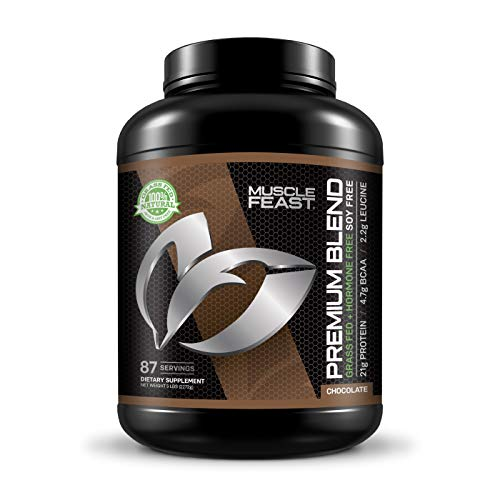 [USAmall] Premium Blend Protein (Chocolate) 5lbs