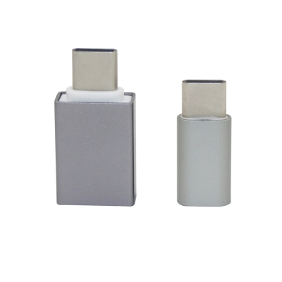 USB 3.1 Type-C To Micro USB with USB 3.0 OTG Adapters