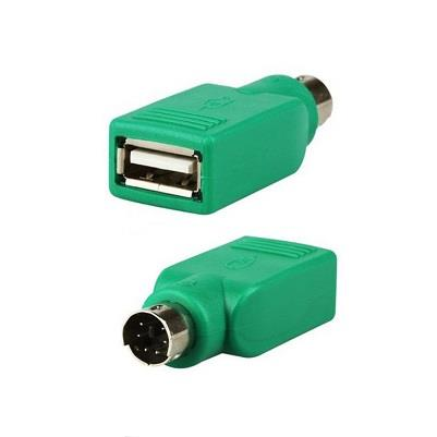 USB Adapter Type A Female to PS2 Male
