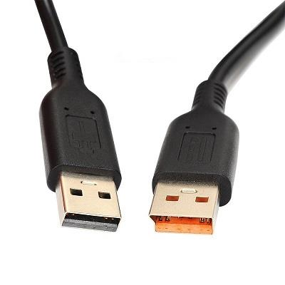 USB Charging Cable M to M for Lenovo Yoga 3 Yoga 4 Pro