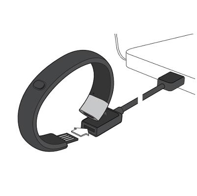 USB Extension Cable for NIKE Fuel Band SE SportWatch GPS