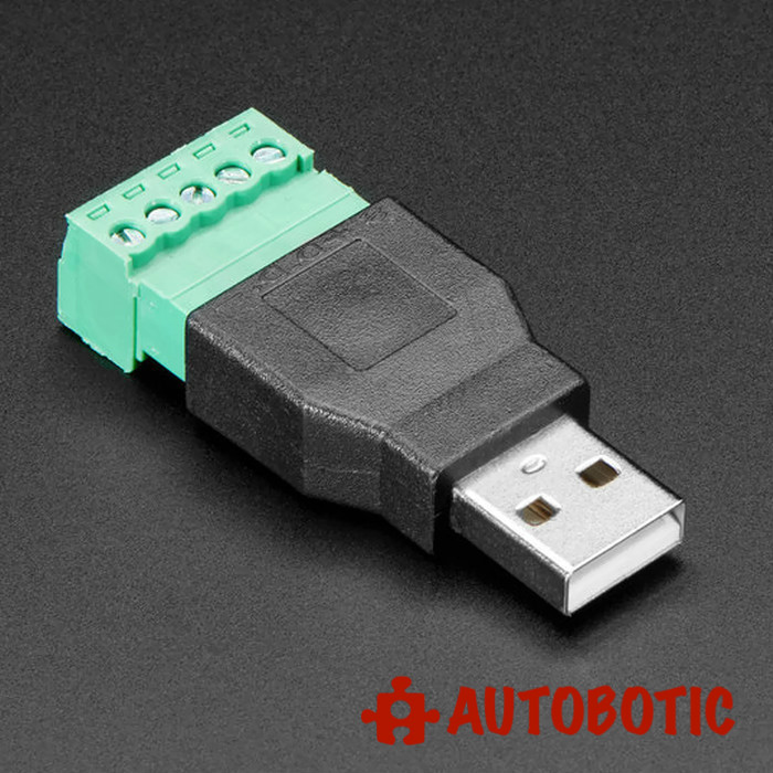 Astounding Usb A Male Plug To 5 Pin Terminal B End 5 26 2021 12 00 Am Wiring Digital Resources Dylitashwinbiharinl