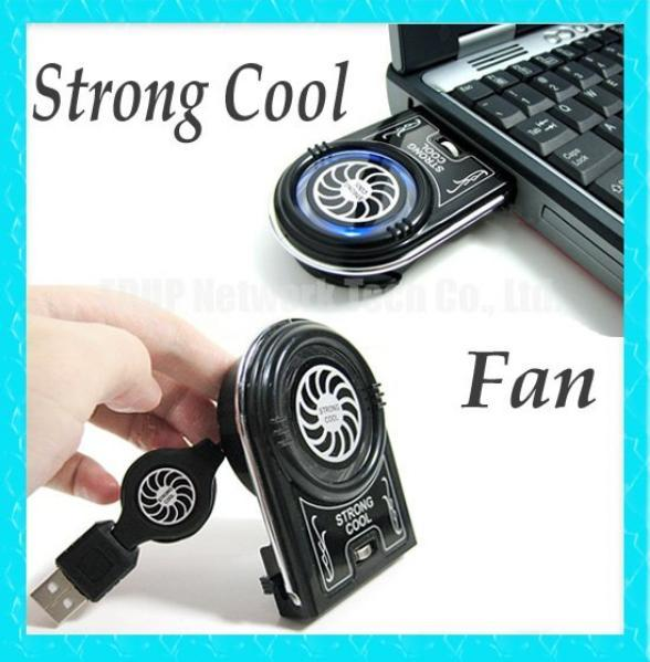 USB Mini Laptop Vacuum Strong Cooling Fan Notebook Cooler Cool