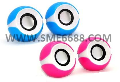 *USB Mini^Multimedia Speaker Sound For Notebook Laptop PC