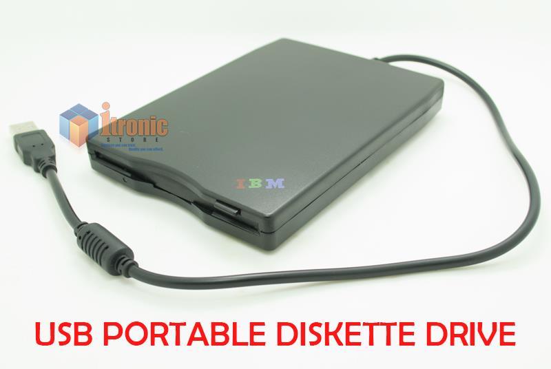 usb portable diskette drive ibm